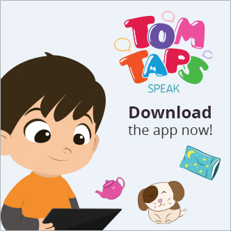 Tom Taps - AAC for iPad